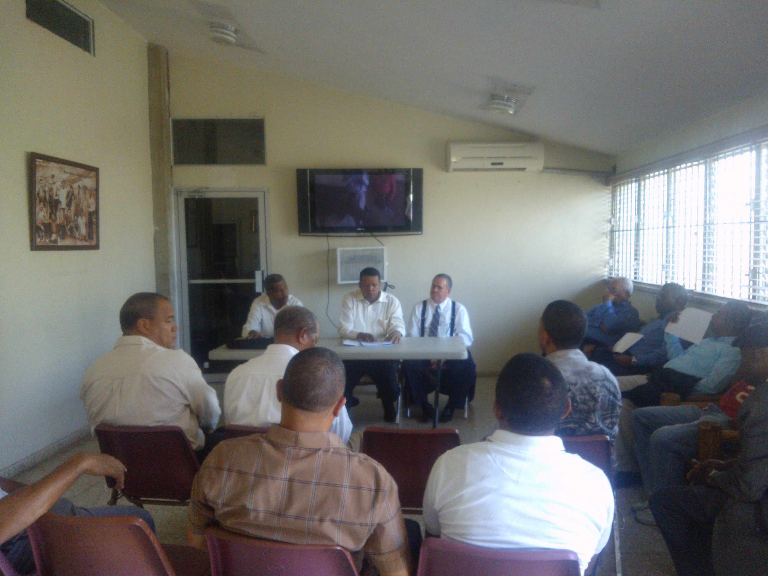 1era Asamblea General de ANJABOX