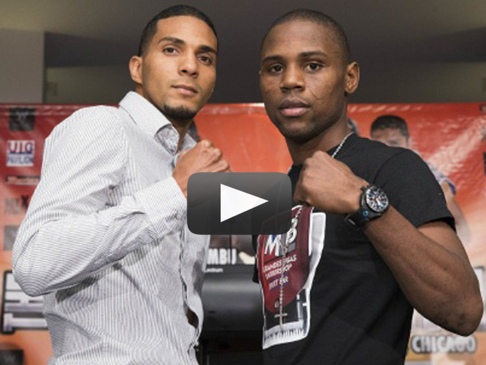 JAVIER FORTUNA VS ABNER COTTO